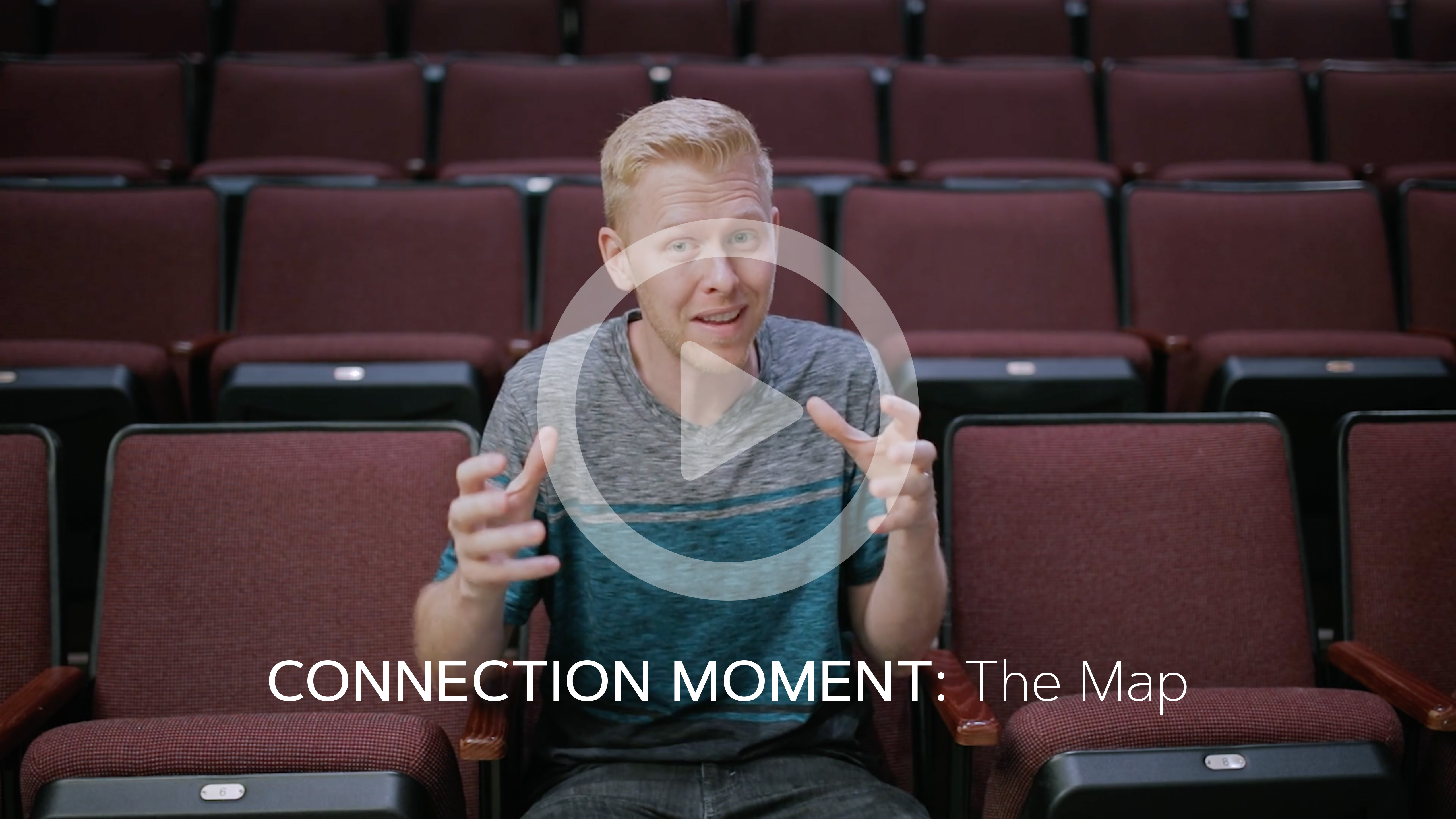 Connection Moment: The Map